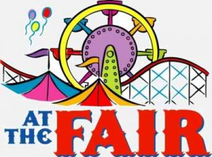 at the fair clipart